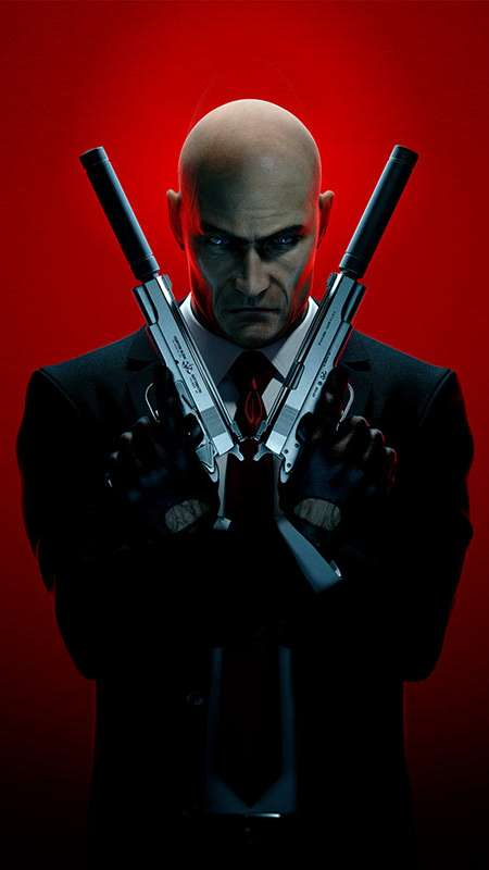 Hitman: Absolution Mobile Vertical wallpaper or background