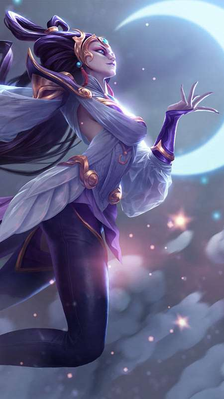 League of Legends Mobile Vertical wallpaper or background