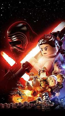Lego Star Wars The Force Awakens Wallpapers Or Desktop Backgrounds