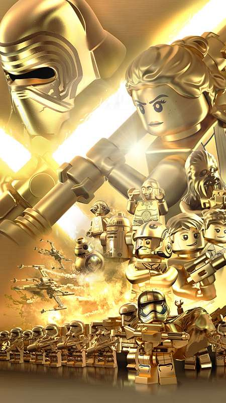 LEGO Star Wars: The Force Awakens Mobile Vertical wallpaper or background
