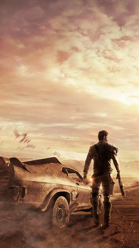 Mad Max Mobile Vertical wallpaper or background