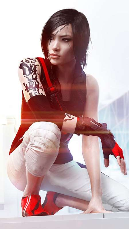 Mirror's Edge: Catalyst Mobile Vertical wallpaper or background