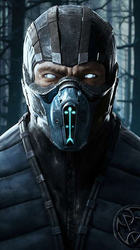 Mortal Kombat X Mobile Vertical wallpaper or background