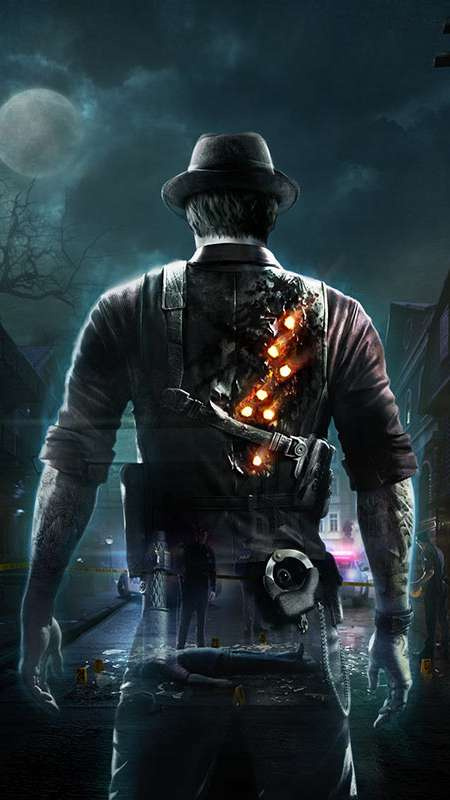 Murdered: Soul Suspect Mobile Vertical wallpaper or background
