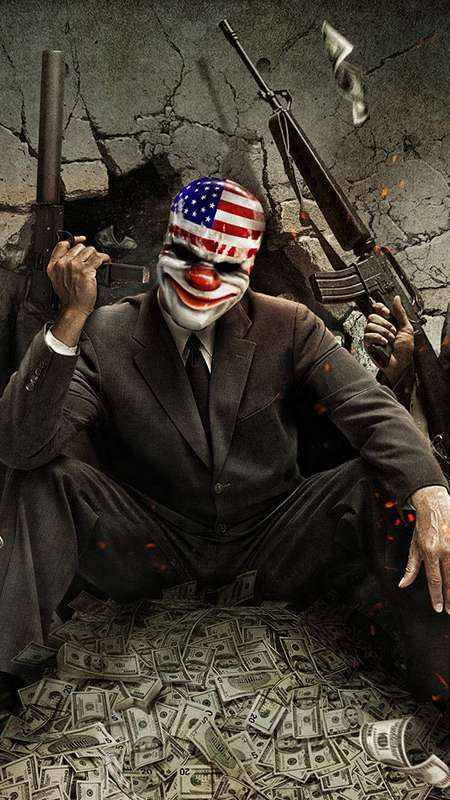 Payday The Heist Wallpapers Or Desktop Backgrounds