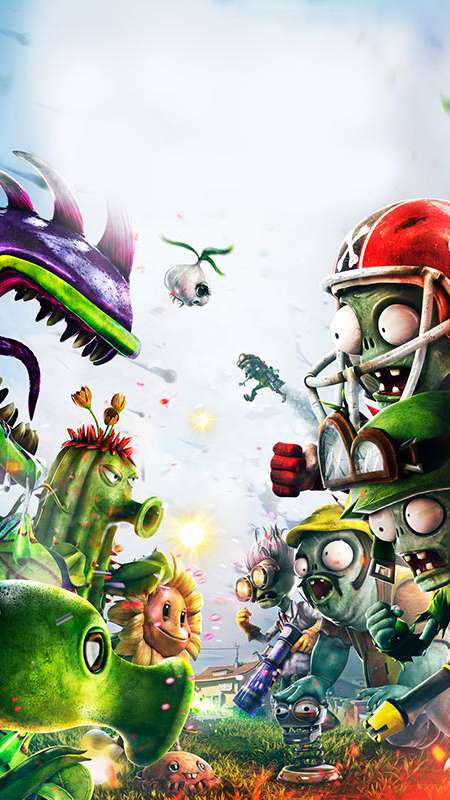 Plants Vs Zombies Garden Warfare Wallpapers Or Desktop
