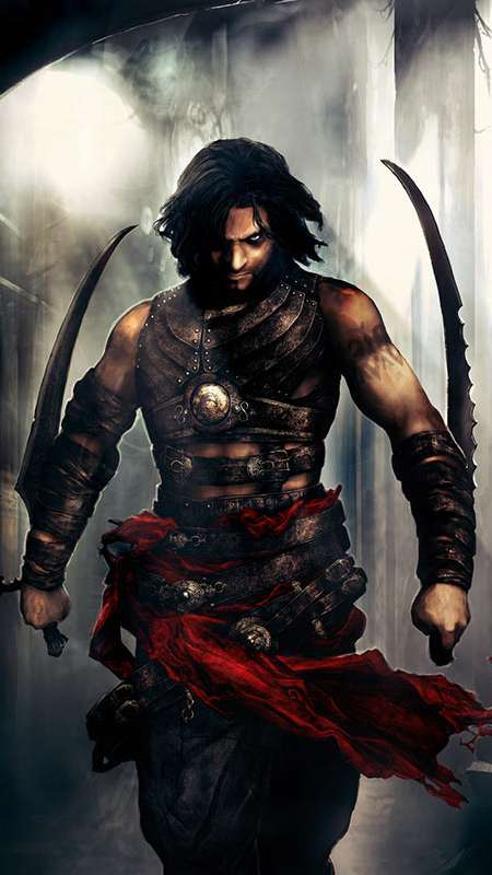 Prince of Persia: Warrior Within Mobile Vertical wallpaper or background