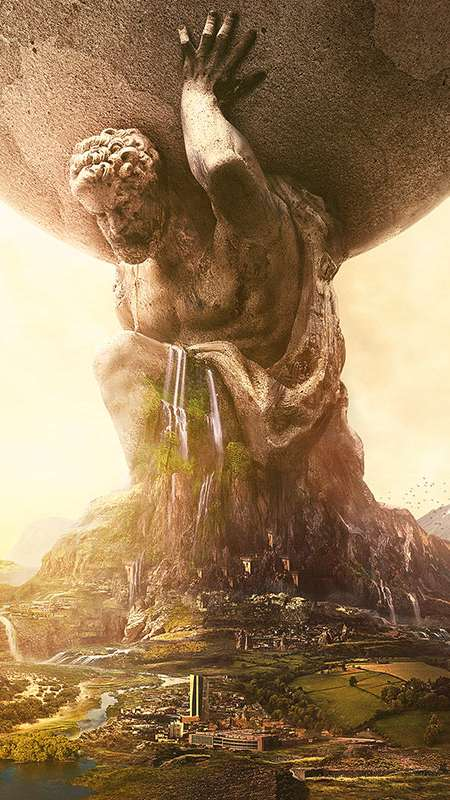 Sid Meier's Civilization 6 Mobile Vertical wallpaper or background