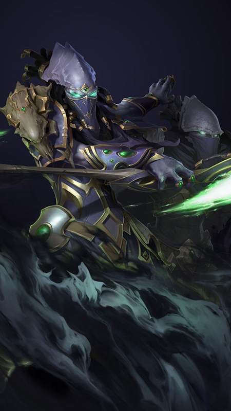 StarCraft 2: Legacy of the Void Mobile Vertical wallpaper or background