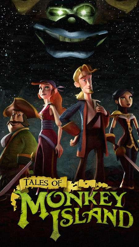 Tales Of Monkey Island Tablet