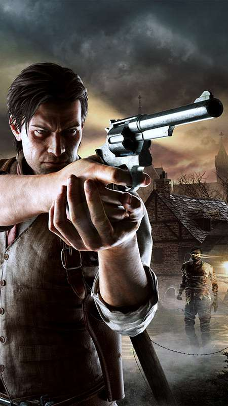the evil within wallpapers or desktop backgrounds