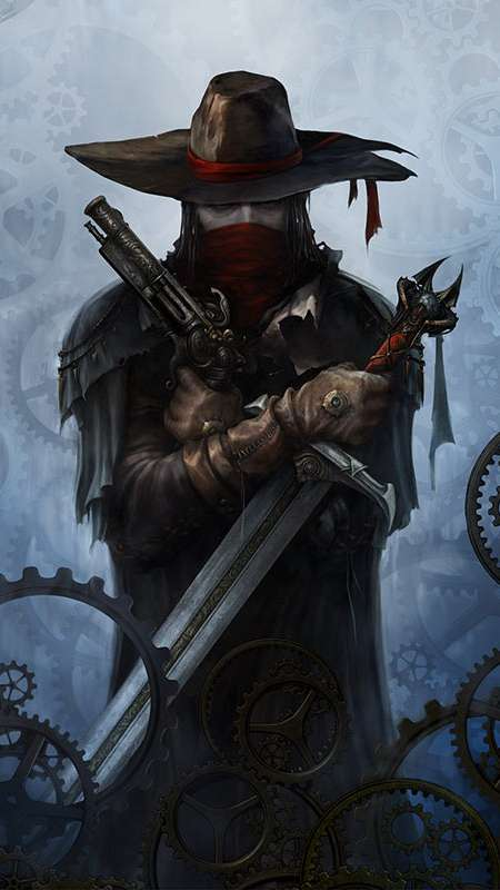 The Incredible Adventures of Van Helsing Mobile Vertical wallpaper or background