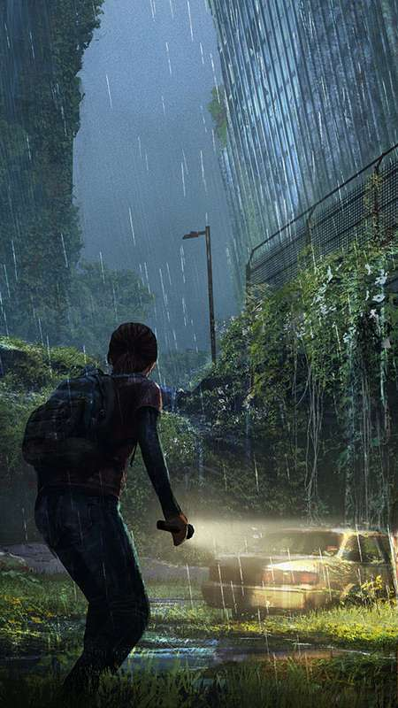 The Last of Us Mobile Vertical wallpaper or background