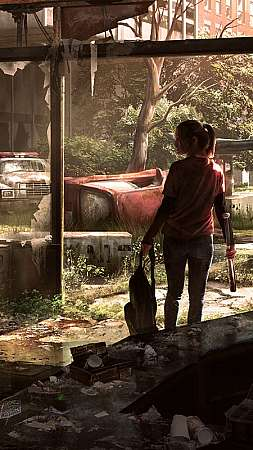 The Last of Us: Remastered Mobile Vertical wallpaper or background
