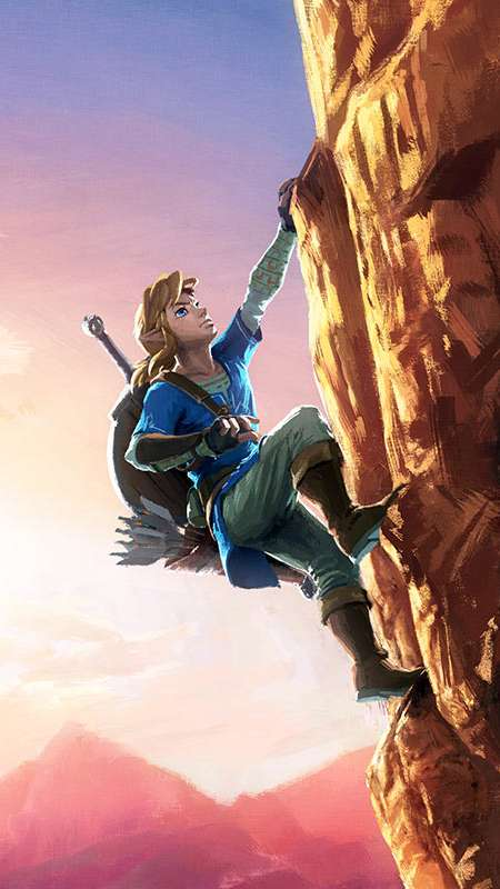 the legend of zelda breath of the wild wallpapers or