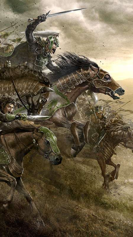The Lord of the Rings Online: Riders of Rohan wallpapers ...