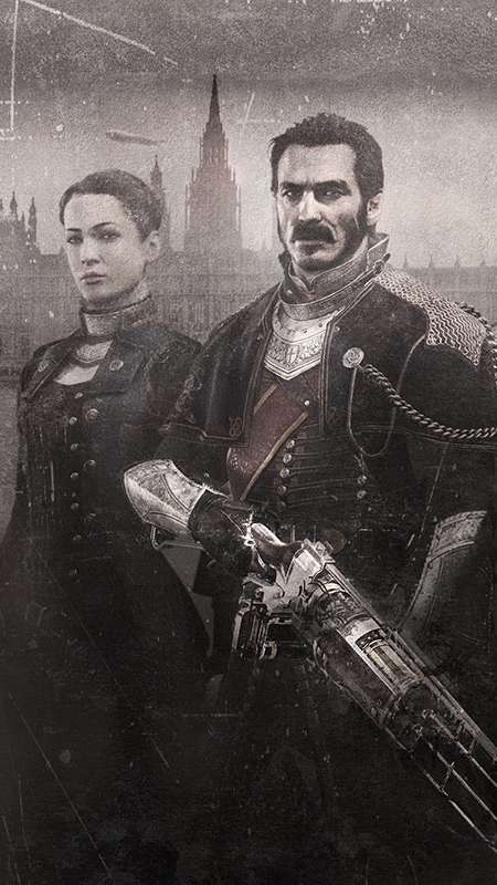 The Order: 1886 Mobile Vertical wallpaper or background