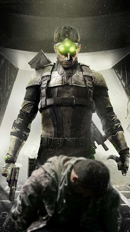 Tom Clancy's Splinter Cell: Blacklist Mobile Vertical wallpaper or background