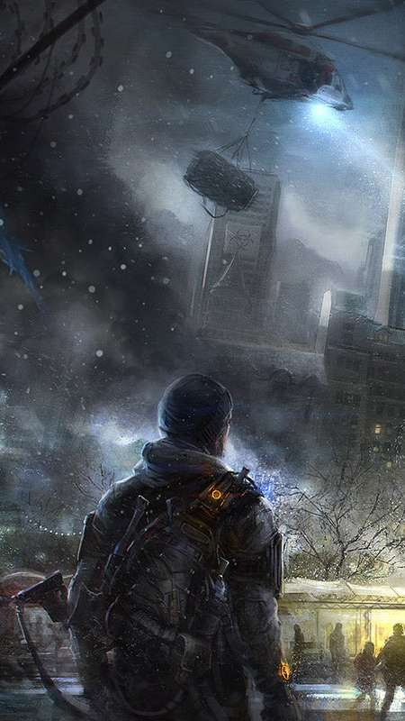 Tom Clancy's The Division Mobile Vertical wallpaper or background