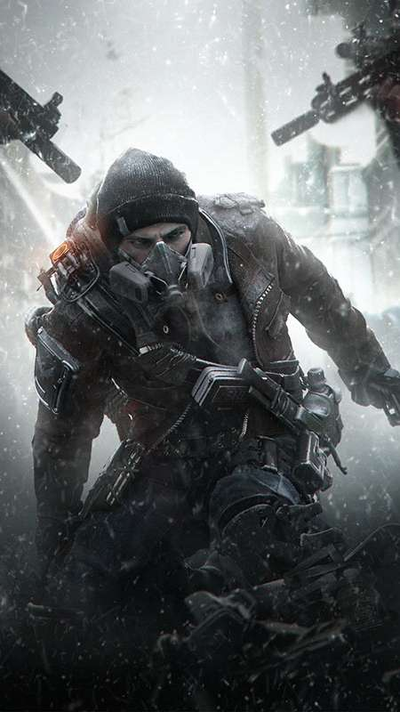 Tom Clancy's The Division: Survival Mobile Vertical wallpaper or background