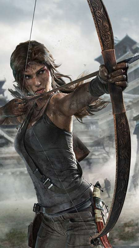 tomb raider for mobile phone
