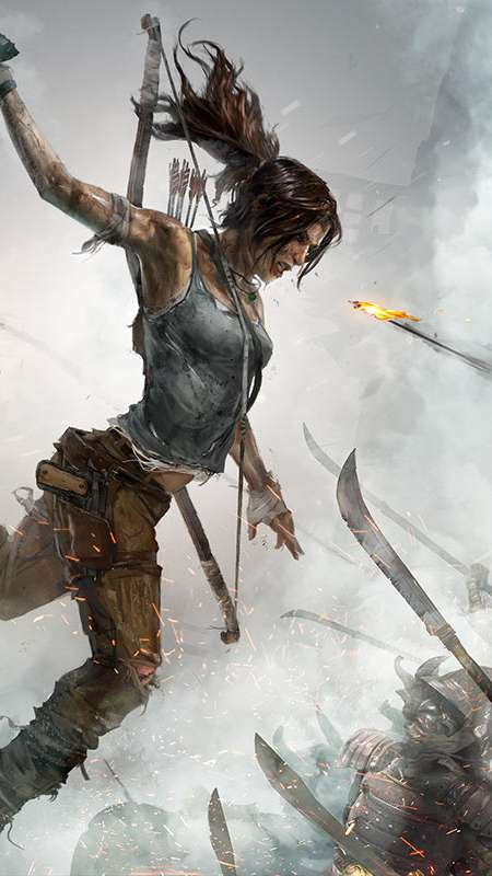 Tomb Raider: Definitive Edition Mobile Vertical wallpaper or background