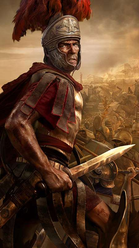 Total War: Rome 2 Mobile Vertical wallpaper or background