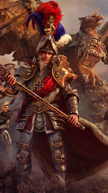 Contact US >> Total War: Warhammer wallpapers or desktop backgrounds