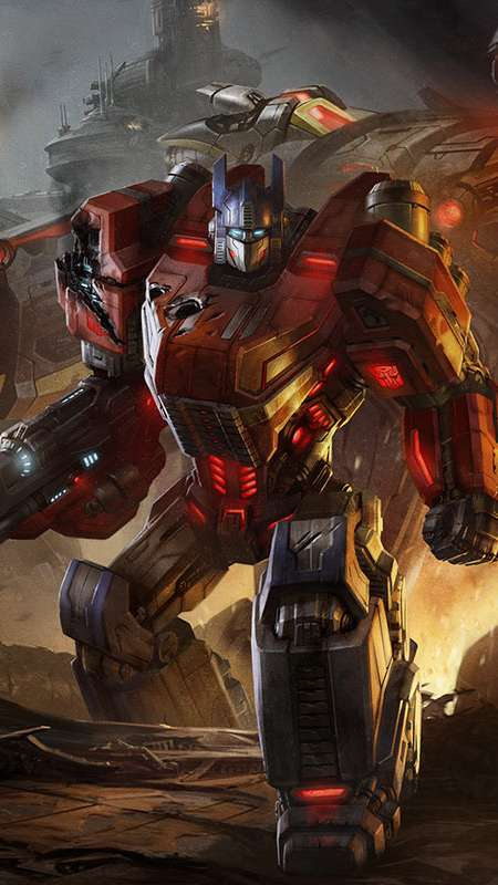 Transformers Fall Of Cybertron Wallpapers Or Desktop Backgrounds