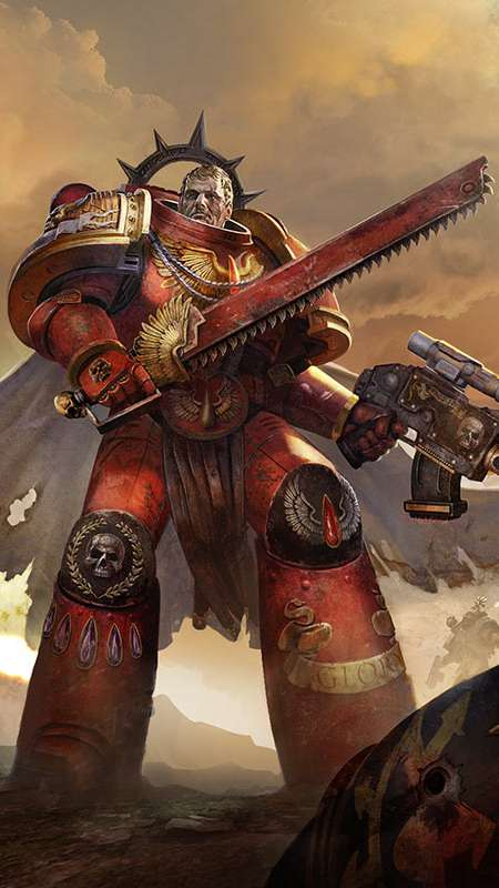 Warhammer 40,000: Eternal Crusade Mobile Vertical wallpaper or background