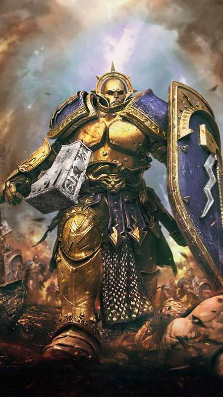 Warhammer: Age of Sigmar Mobile Vertical wallpaper or background