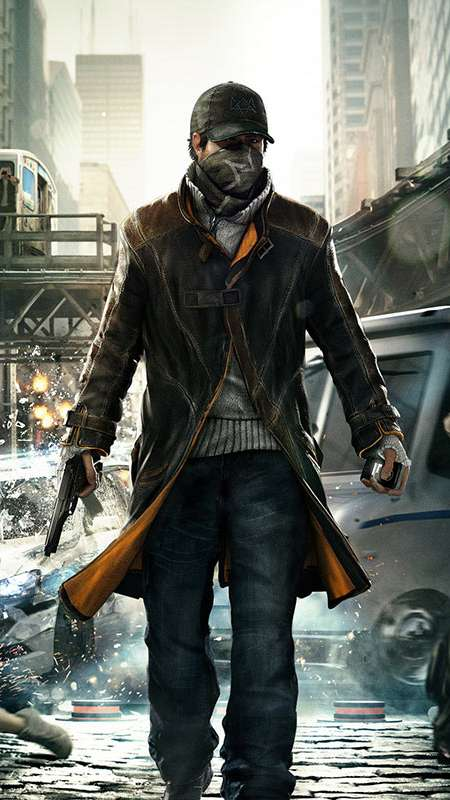 Watch Dogs Mobile Vertical wallpaper or background