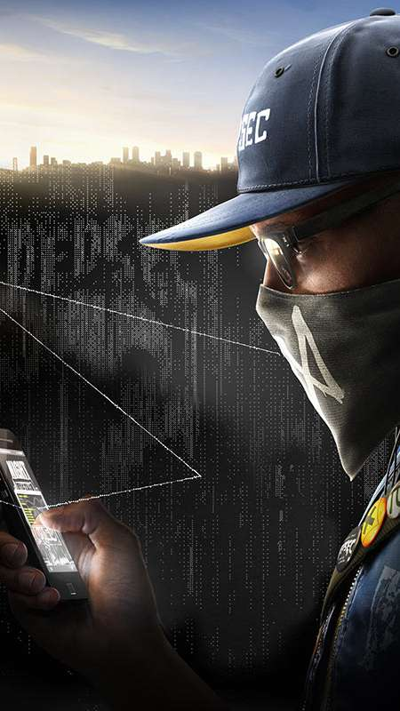 Watch Dogs 2 Mobile Vertical wallpaper or background