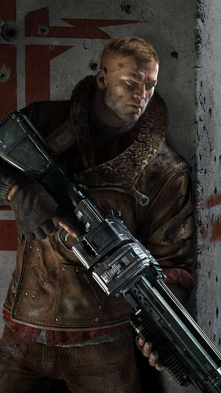 wolfenstein the new order wallpapers or desktop backgrounds