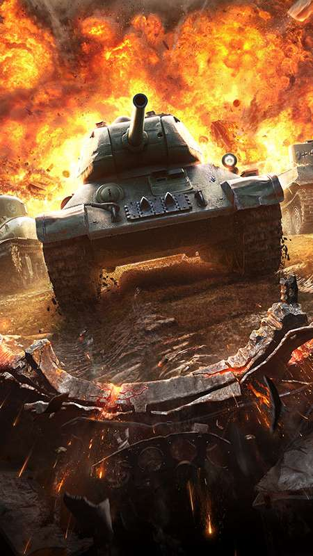 World of Tanks Mobile Vertical wallpaper or background