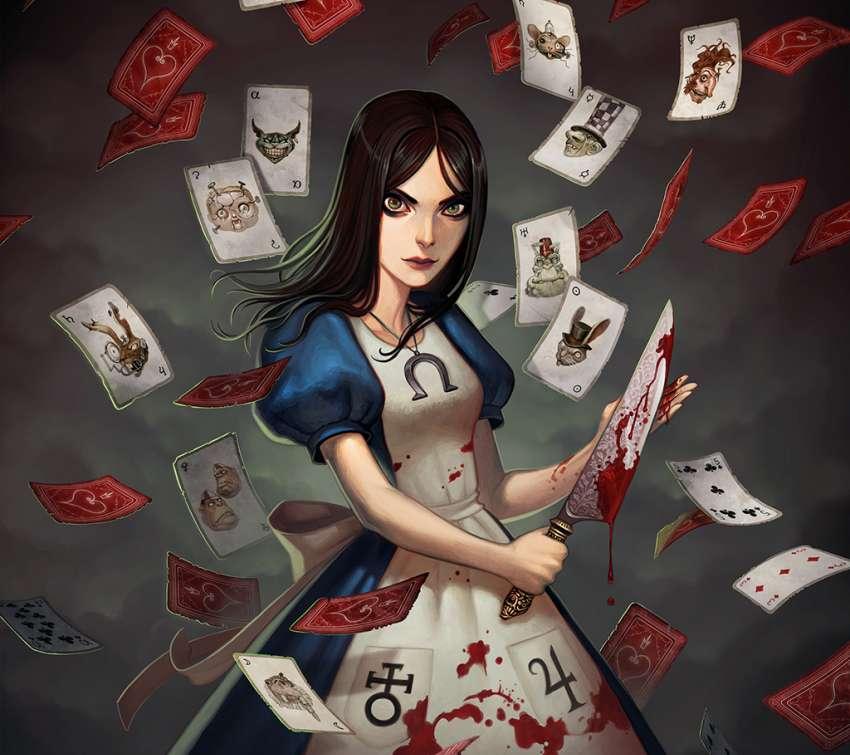 Alice: Madness Returns Mobile Horizontal wallpaper or background