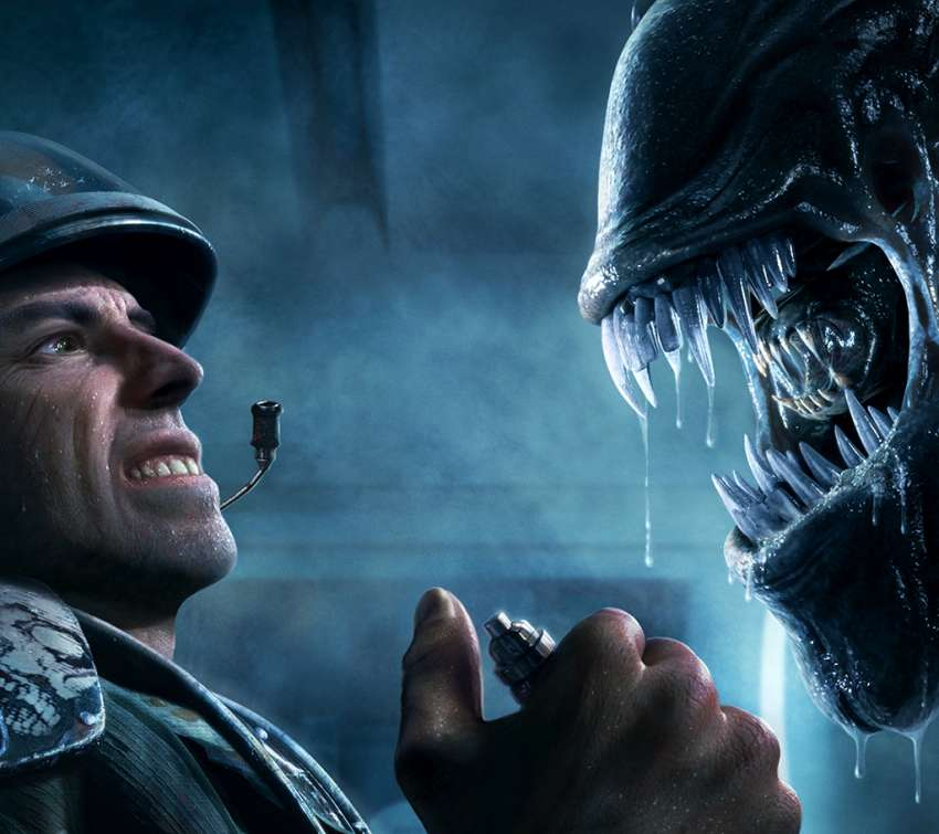 Aliens: Colonial Marines Mobile Horizontal wallpaper or background