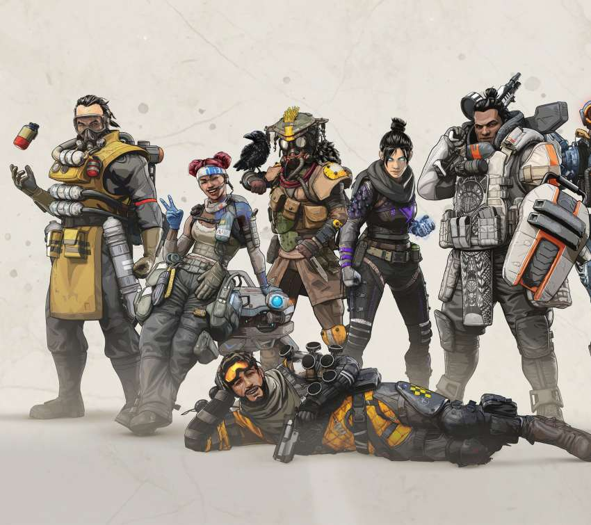Apex Legends Mobile Horizontal wallpaper or background