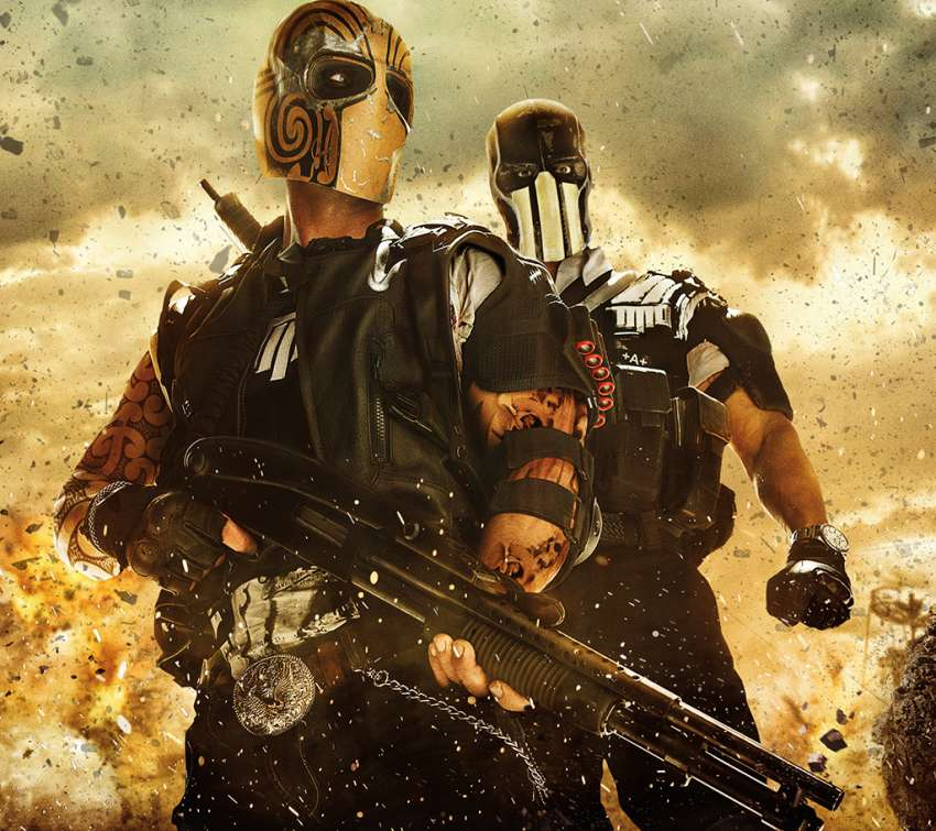 Army of Two: The Devil's Cartel Mobile Horizontal wallpaper or background
