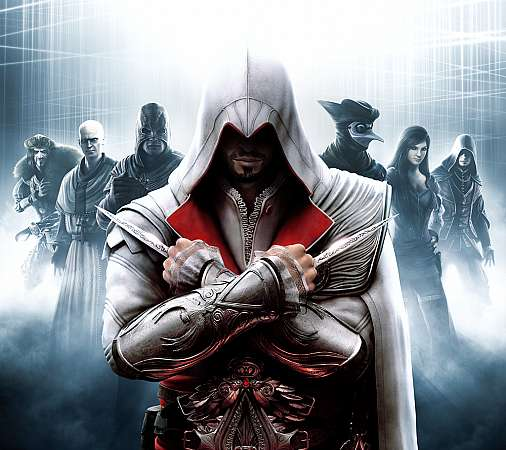 Assassin's Creed: Brotherhood Mobile Horizontal wallpaper or background