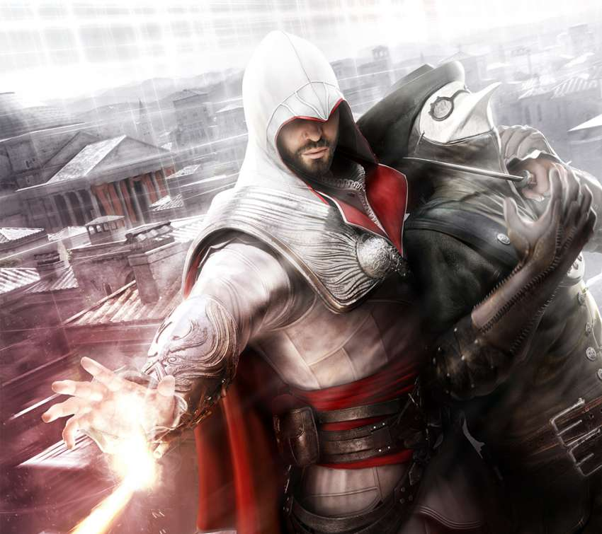 Assassin's Creed: Brotherhood wallpaper or background