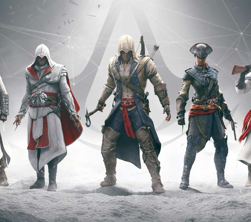 Assassin's Creed III Mobile Horizontal wallpaper or background
