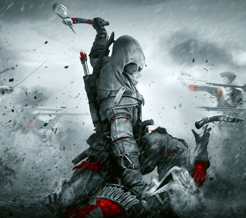 Assassin's Creed III: Remastered Mobile Horizontal wallpaper or background