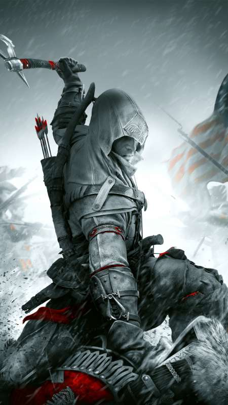 Assassin's Creed III: Remastered Mobile Vertical wallpaper or background