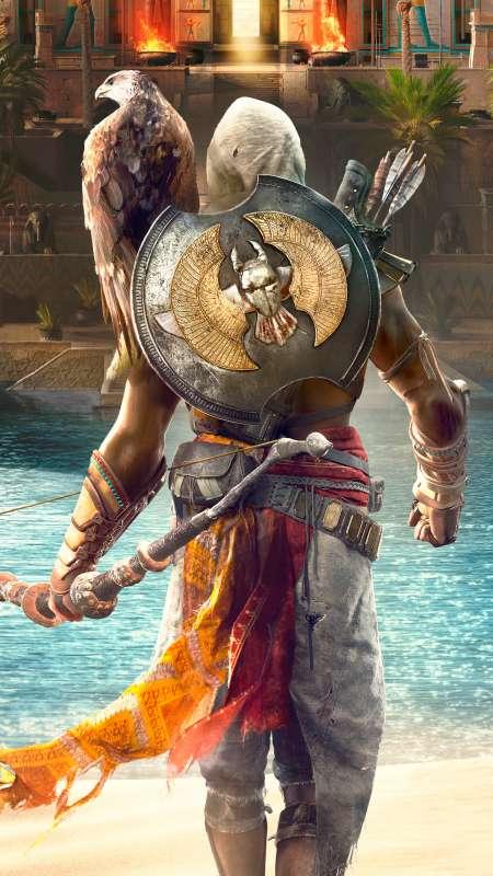 Assassin S Creed Origins Wallpapers Or Desktop Backgrounds
