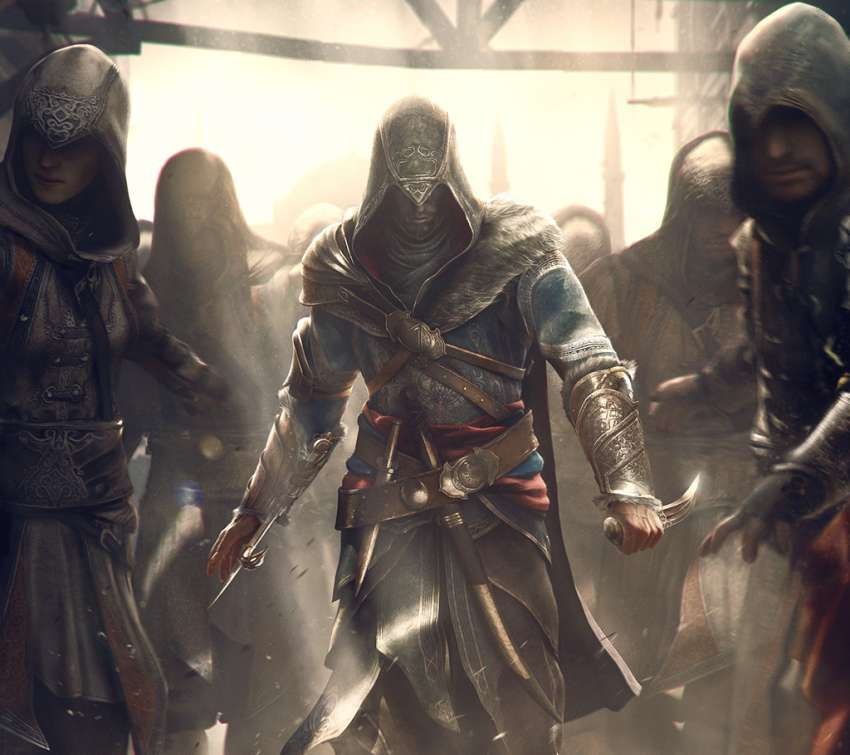 Assassin's Creed Revelations wallpaper or background