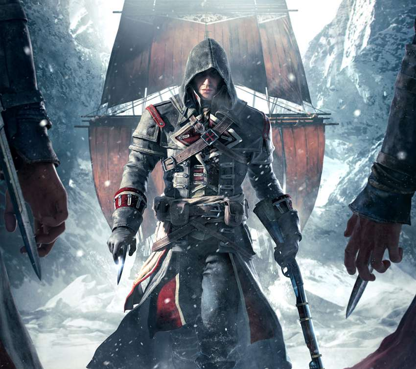 assassin 39 s creed rogue wallpapers or desktop backgrounds