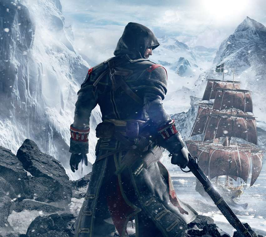Assassin's Creed: Rogue wallpaper or background