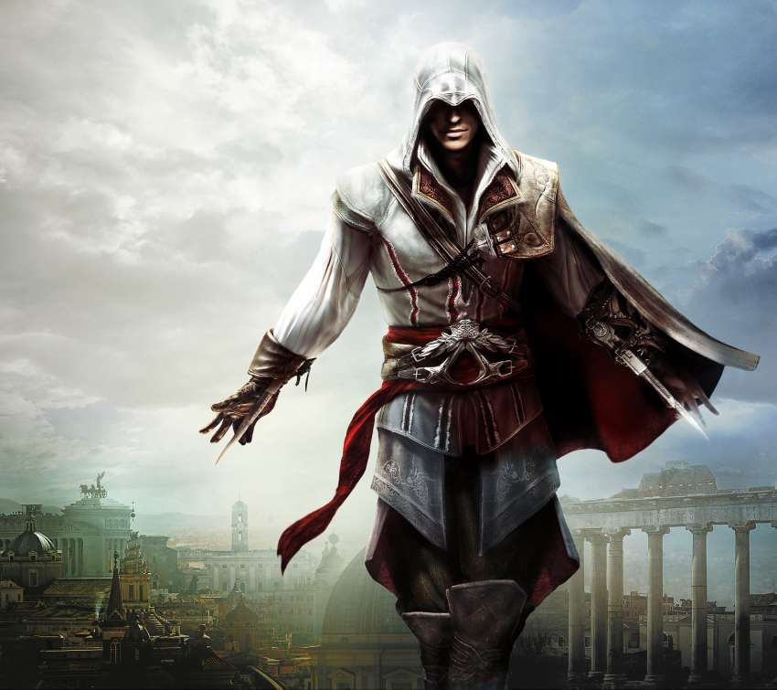 Assassin's Creed: The Ezio Collection Mobile Horizontal wallpaper or background