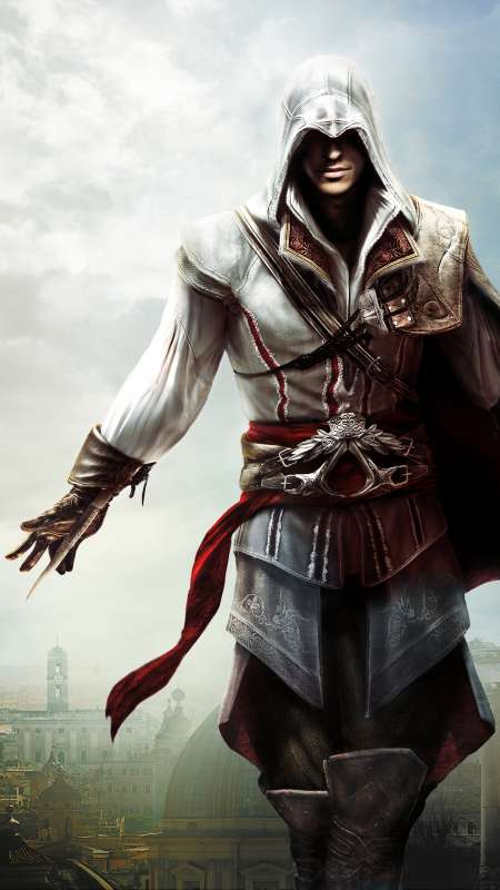 Assassin's Creed: The Ezio Collection Mobile Vertical wallpaper or background
